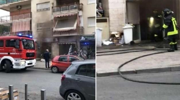 Villaricca, cronaca. Incendio in un locale, si teme un racket
