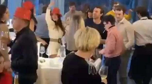 Italia in lockdown ma organizzano veglione clandestino