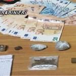 Napoli, cronaca Arresto per spaccio di droga a Giugliano