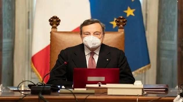 Nuovo decreto Covid: arriva la decisione di Draghi