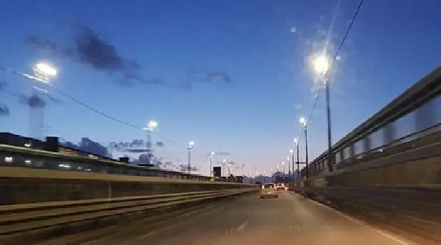 Napoli, cronaca Inaugurato il nuovo impianto di illuminazione sull'asse perimetrale