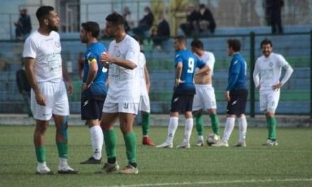 Un grande Napoli United conquista un punto d'oro contro il Pianura
