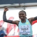 Tuscany Camp Marathon: Angela Tanui stabilisce il nuovo record di maratona italiana più veloce
