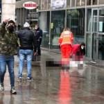 Centro Direzionale. Donna precipita da un edificio: muore sul colpo