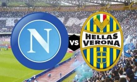 Napoli ad un passo dalla Champions: basta vincere stasera col Verona ed è qualificato