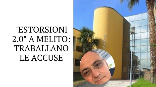 """""""Estorsioni 2.0"""" a Melito: traballano le accuse per due indagati"""