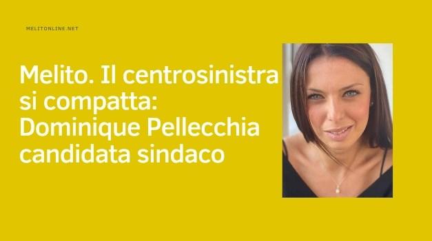Melito. Il centrosinistra si compatta: Dominique Pellecchia candidata sindaco