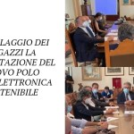 Al Villaggio dei Ragazzi la presentazione del nuovo Polo dell'Elettronica Sostenibile