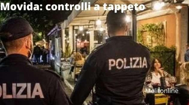 Napoli, cronaca. Movida sotto controllo a Napoli e provincia