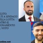 Melito. I candidati a sindaco uniti nella lotta contro il condizionamento del voto
