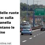 Truffa delle ruote bucate: sulla Doganella aumentano le rapine