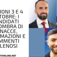 Elezioni 3 e 4 ottobre: i candidati all'ombra di minacce, diffamazione e commenti velenosi
