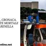 Napoli, cronaca. Incidente mortale all'Arenella