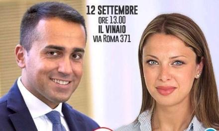 Il Ministro Di Maio a Melito il 12 settembre