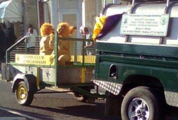 Melksham Carnival 2010