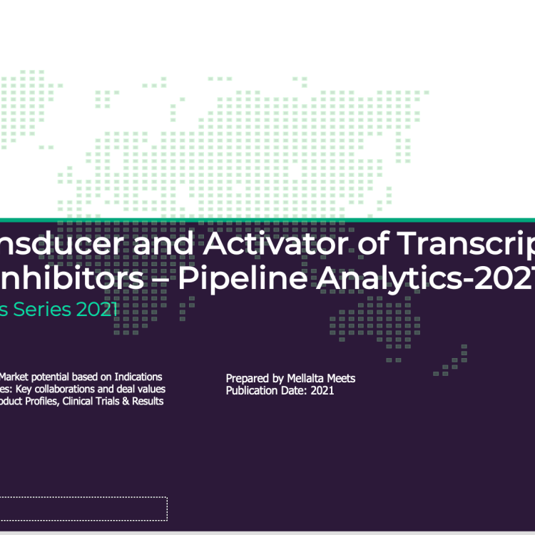 Signal Transducer and Activator of Transcription 3(STAT3) Inhibitors – Pipeline Analytics-2021
