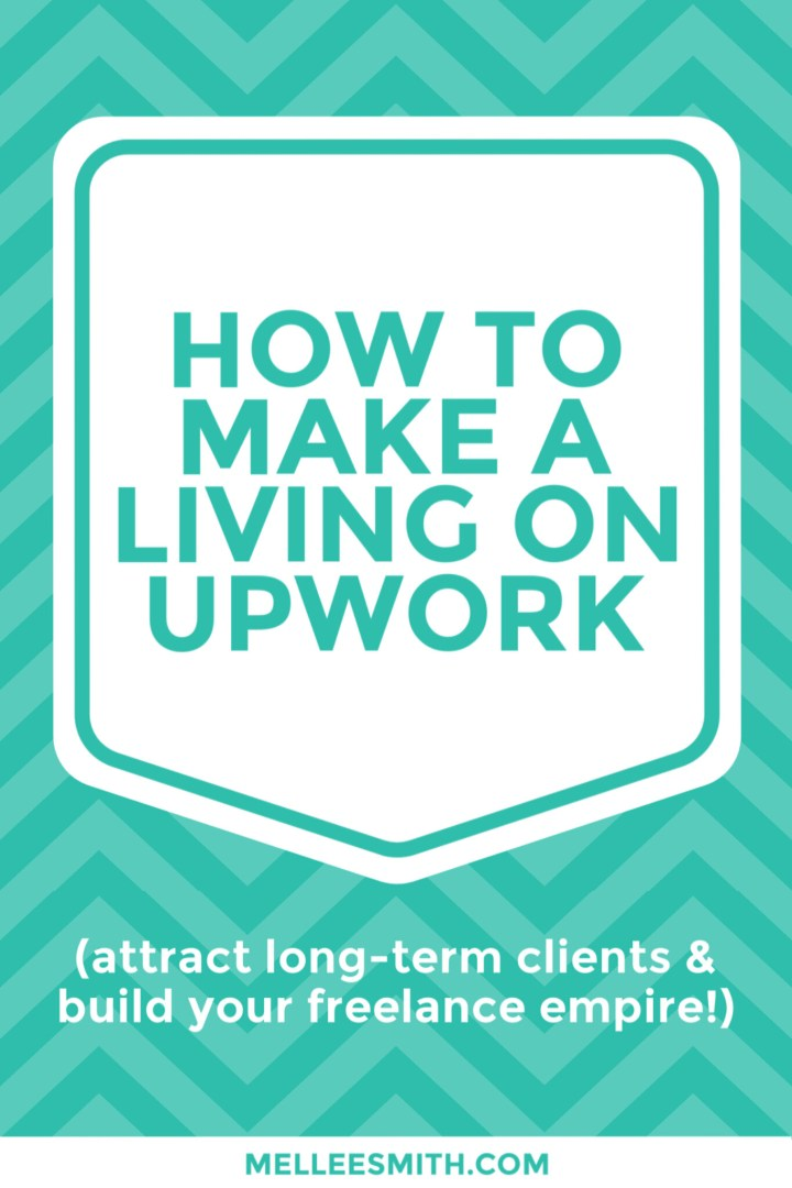 How to make a living on Upwork, how to write good Upwork proposals