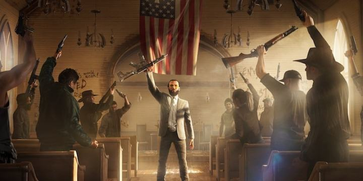 best video games for writers far cry 5