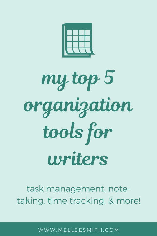 organization tools for writers, organization tools pinterest