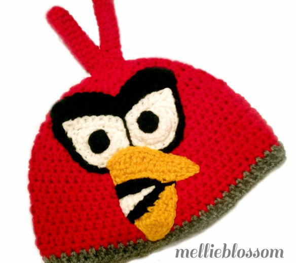 The hat crochets quickly and easily, making an excellent gift for the Angry Birds Fan in your house! The Angry Birds Hats are great hand-made gifts to give this holiday season and all .