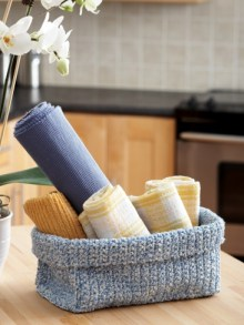Crochet Gifts for Men - Basket