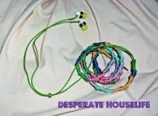 Crochet Gifts for Men - Crochet Earbuds