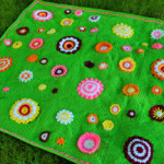 Crochet Garden Afghan