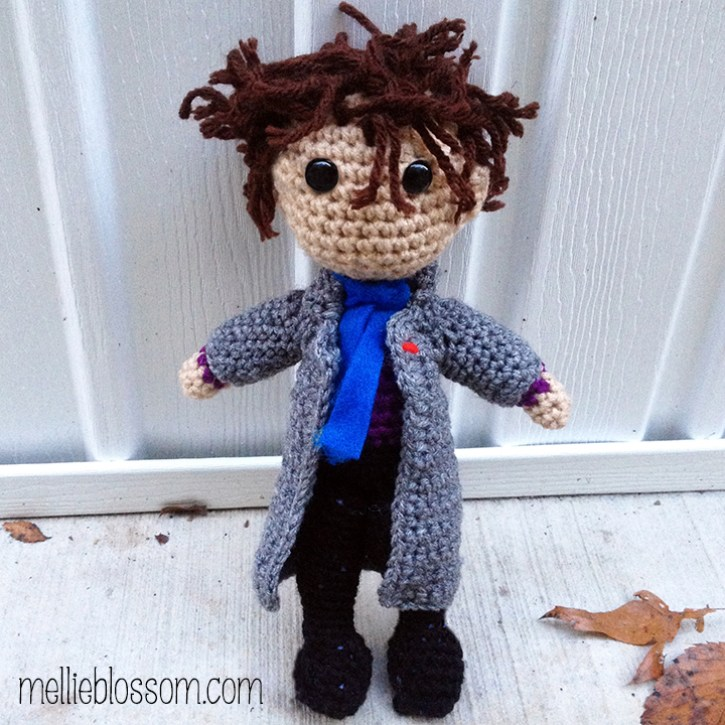 Crochet Sherlock Holmes