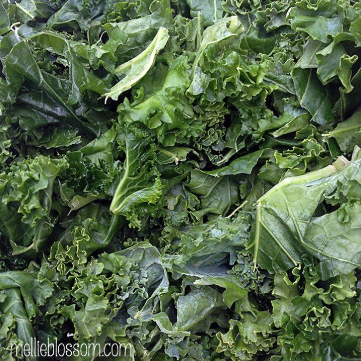 How to eat raw kale