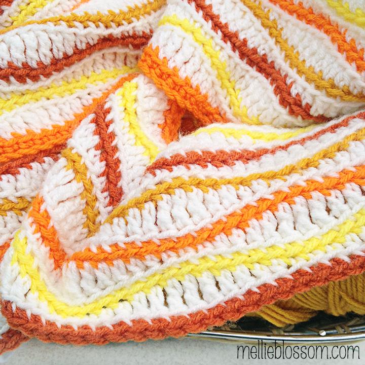 Crochet Birthday Blanket