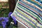 Crocheted Baby Blanket - mellieblossom.com