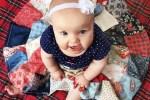 A Baby Skirt for Clara - mellieblossom.com