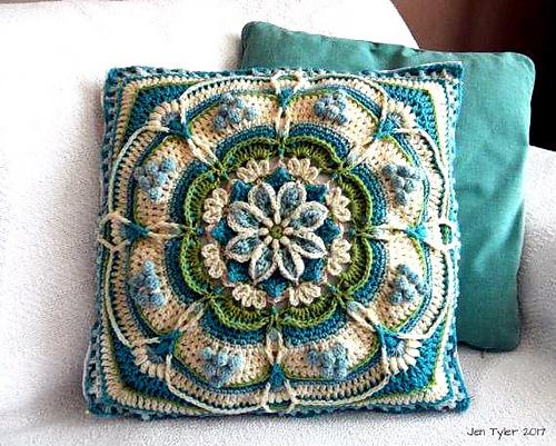 Recent Crochet Pattern Purchases - The Pondoland Square - mellieblossom.com