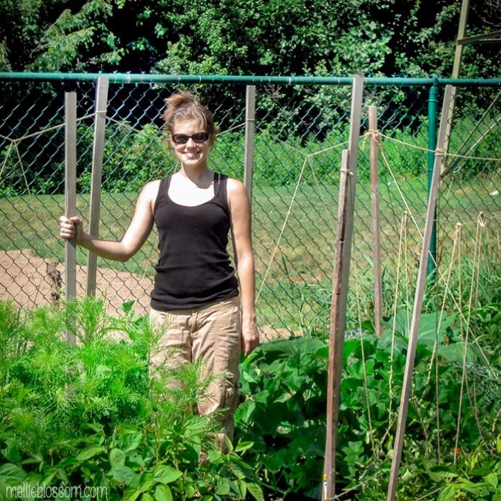 planning the garden - mellieblossom.com
