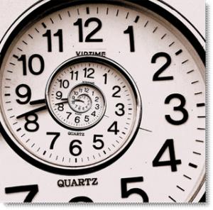 Atrapada en el tiempo circular