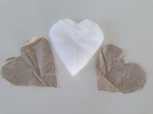 molde corazones movil rustico