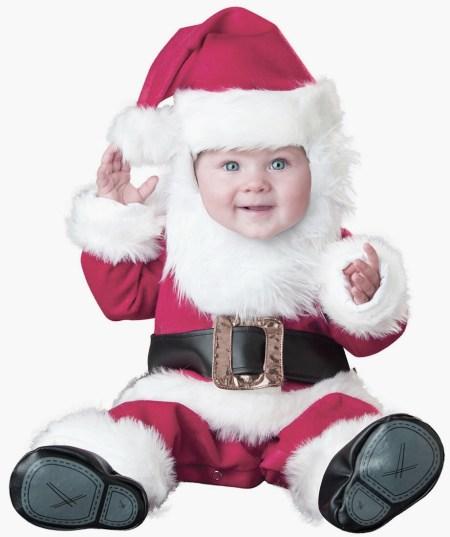 navidad con bebes