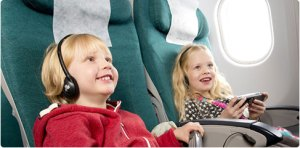 Viajar en avión con mellizos y sola!