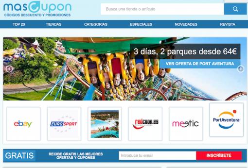 MasCupon