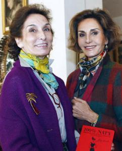 Gemelas Ana Maria y Naty Abascal