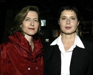 mellizas Isabella e Isotta Rosellini