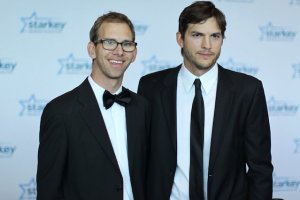 mellizos Ashton y Michael Kutcher
