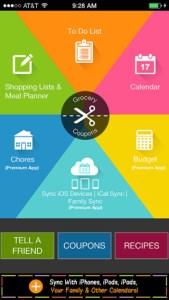App Mom´s daily Planner