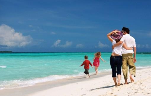 Vida de pareja en vacaciones