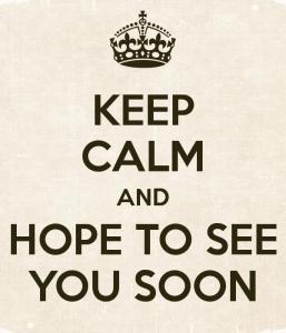 Hasta pronto…..