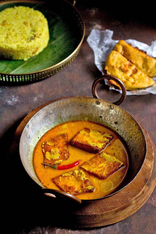Chhana Diye Dhokar Dalna :  Cooking  - Mellownspicy
