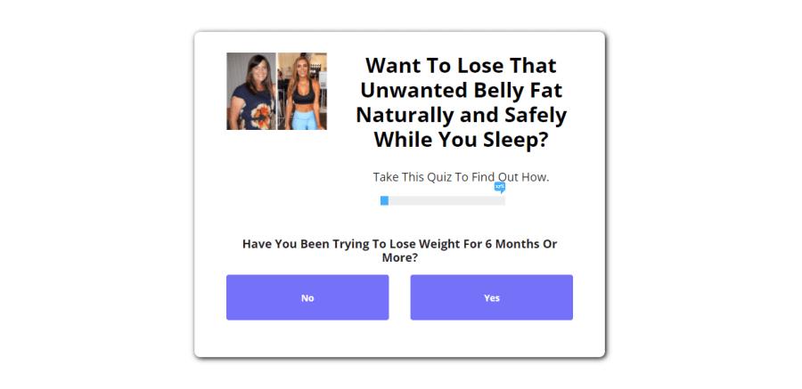 prequell example survey