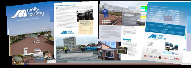 Mells Roofing Brochure � Flat Roofing Essex