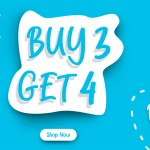 Promo Beauty Water Mellydia Buy 3 Get 4
