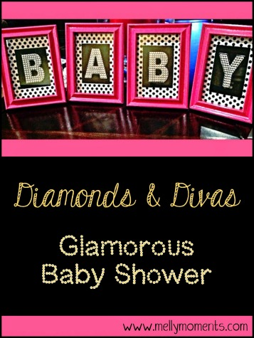Thrifty Thursday: Bling Bling Baby Shower